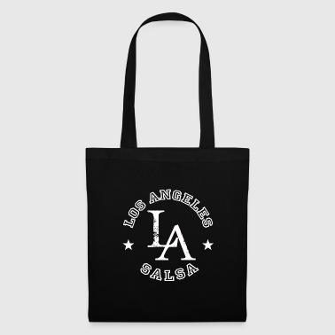 LA Salsa - Los Angeles Style - Dance Shirt - Tote Bag