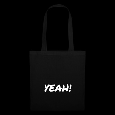 Yeah! | White - Tote Bag