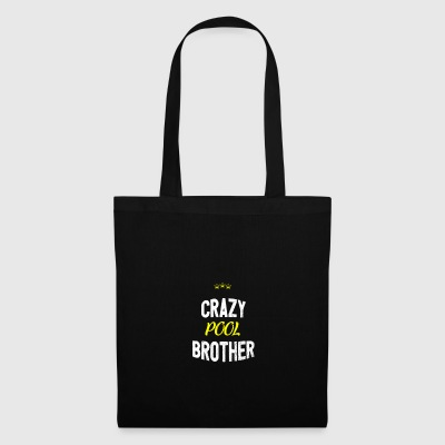 Distressed - CRAZYPOOL BROTHER - Tote Bag