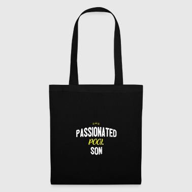 Distressed - PASSIONATED POOL SON - Tote Bag