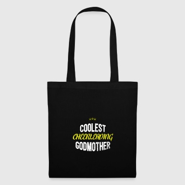 Distressed - COOLEST CHEERLEADING GODMOTHER - Borsa di stoffa