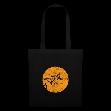 Howling Dog Howl - Tote Bag