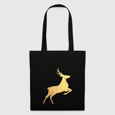 Golden stag - Tote Bag
