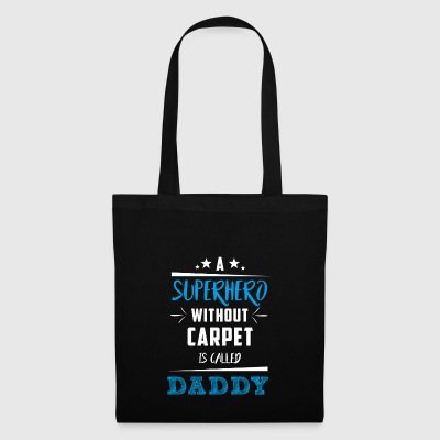 Super dad father daddy gift xmas - Tote Bag