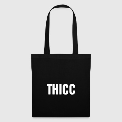 Thicc White - Tote Bag