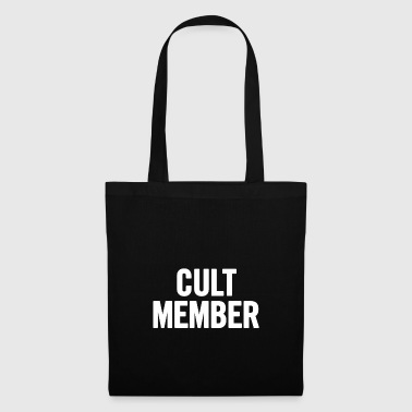 White Membre Cult - Tote Bag