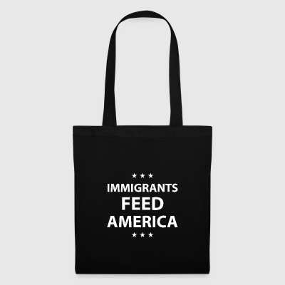 Immigrants Feed America - US Citizens - Tote Bag