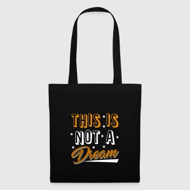 This Is Not A Dream Funky - Tote Bag