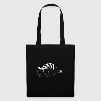 Cats T-Shirt - Silhouette - Gift - Tote Bag