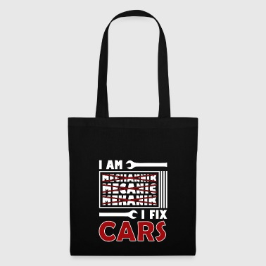 Mécanicien Auto Fix - Tote Bag