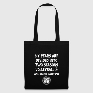 Volleyball - Volleyball - Gift - Tote Bag