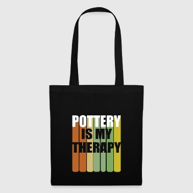 Pottery Therapy - Tote Bag