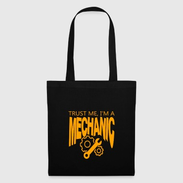 Trust Me I'm A Mechanic Gift - Tote Bag