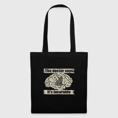 doctor incurable says cool barber 2 png - Tote Bag