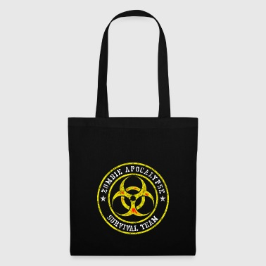 Zombie Apocalypse Survival Team Gift - Tote Bag