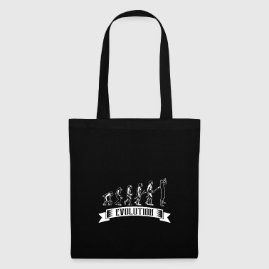 Evolution of Humanity: Drinking Festival - Tote Bag