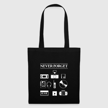 Never forget - Tote Bag