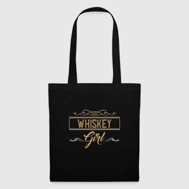 Whiskey T-Shirt - Whiskey - Scotch - Girl - Gifts - Tote Bag