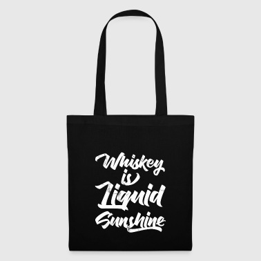 T-shirt Whisky - Whiskey - Scotch - Single Malt - Borsa di stoffa