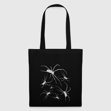 Many spiders gift Spider arachnophobia - Tote Bag