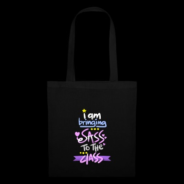 1st Day of School Tee Design - Tote Bag
