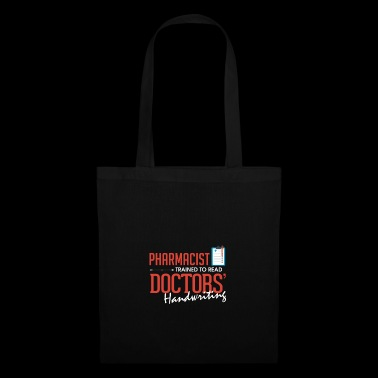 Pharmacist Gift - Pharmacy Pharmacy Pharmacy - Tote Bag