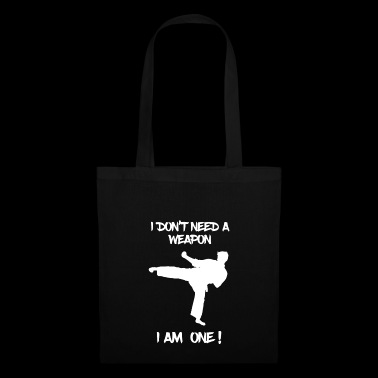 Arts martiaux - Arts martiaux - Arts martiaux - Karaté - Tote Bag
