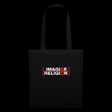 Atheist - Imagine no religion - Tote Bag