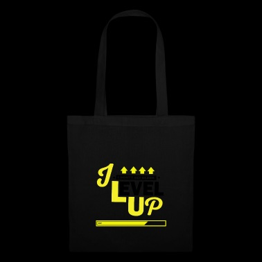 I Niveau Up Consoles et PC Gamer Birthday Shirt - Tote Bag