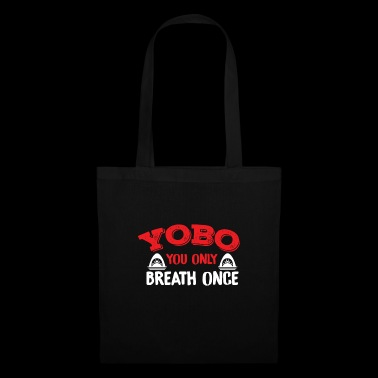 YOBO Swimming T-Shirt - Tote Bag
