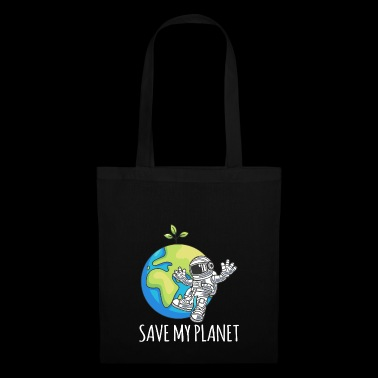 Astronaut Space Day Earth Gift Environment - Tas van stof