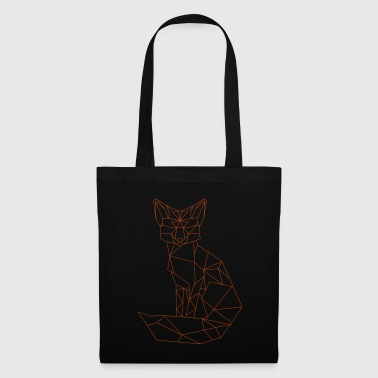 t-shirt with Fox - Tote Bag