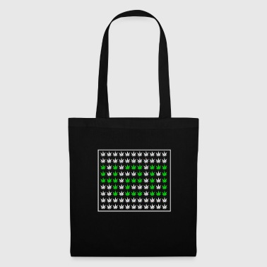 Cannabis leaf cannabis 420 design - Tote Bag