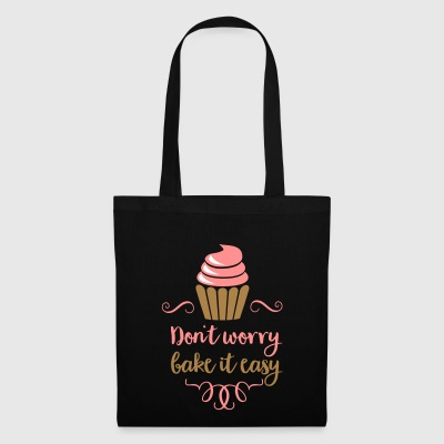 to bake - Tote Bag