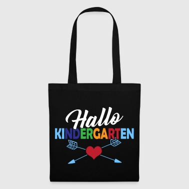 Hello kindergarten - Tote Bag