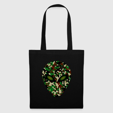 Alien Camouflage - Tote Bag