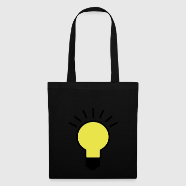 2541614 16001767 light bulb - Tote Bag