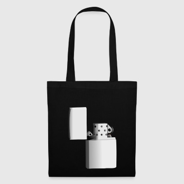 Storm Lighter / Lighter Gift / Gift Idea - Tote Bag