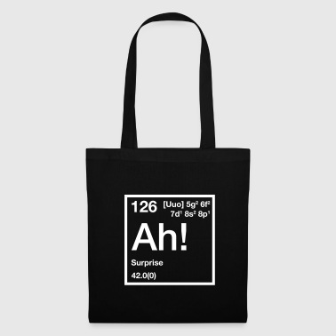 The Element of Surprise - Tote Bag