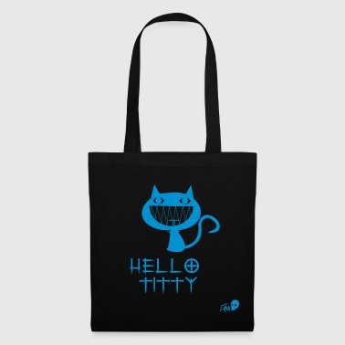 Hello Titty - Tote Bag