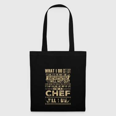 Chef patron cadeau d'occupation - Tote Bag