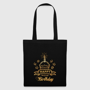 Happy Birthday Birthday Gifts - Tote Bag