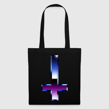 Chrome Cross - Tote Bag