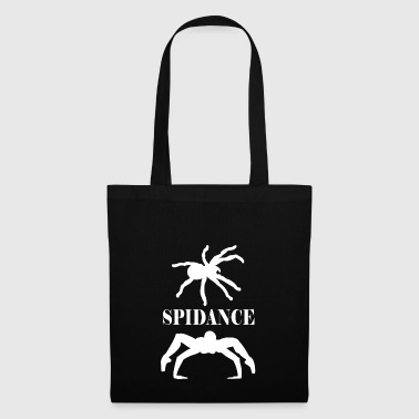 spidance wite - Tote Bag