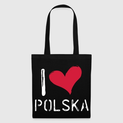 I love Polska - Tote Bag