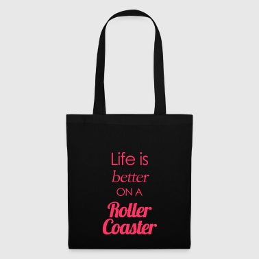 Rollercoaster - Tote Bag