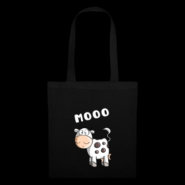 Little Mooo Cow - Vaches - Comic - Tote Bag
