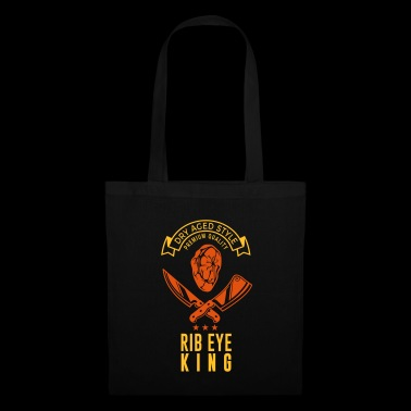 Rib Eye King - Borsa di stoffa