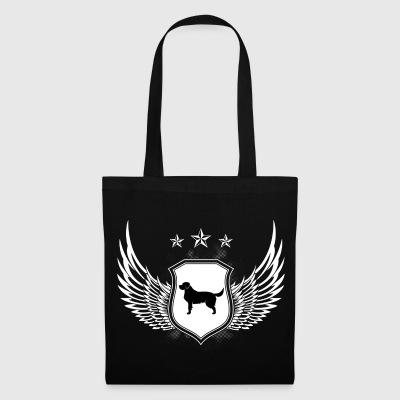 golden Retriever - Borsa di stoffa