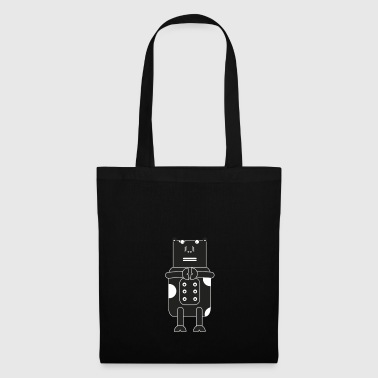 rock heavy metal de vache - Tote Bag